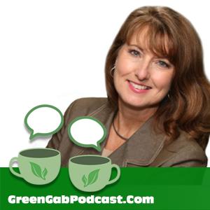 Green Gab Podcast Host Marla Esser Cloos