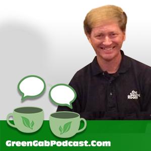 Green Gab Podcast Host Tony Pratte