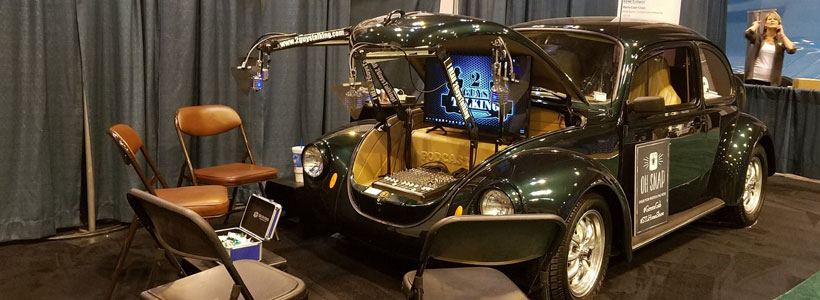 The Podcast Bug: More Photos from The St. Louis Home & Garden Show!